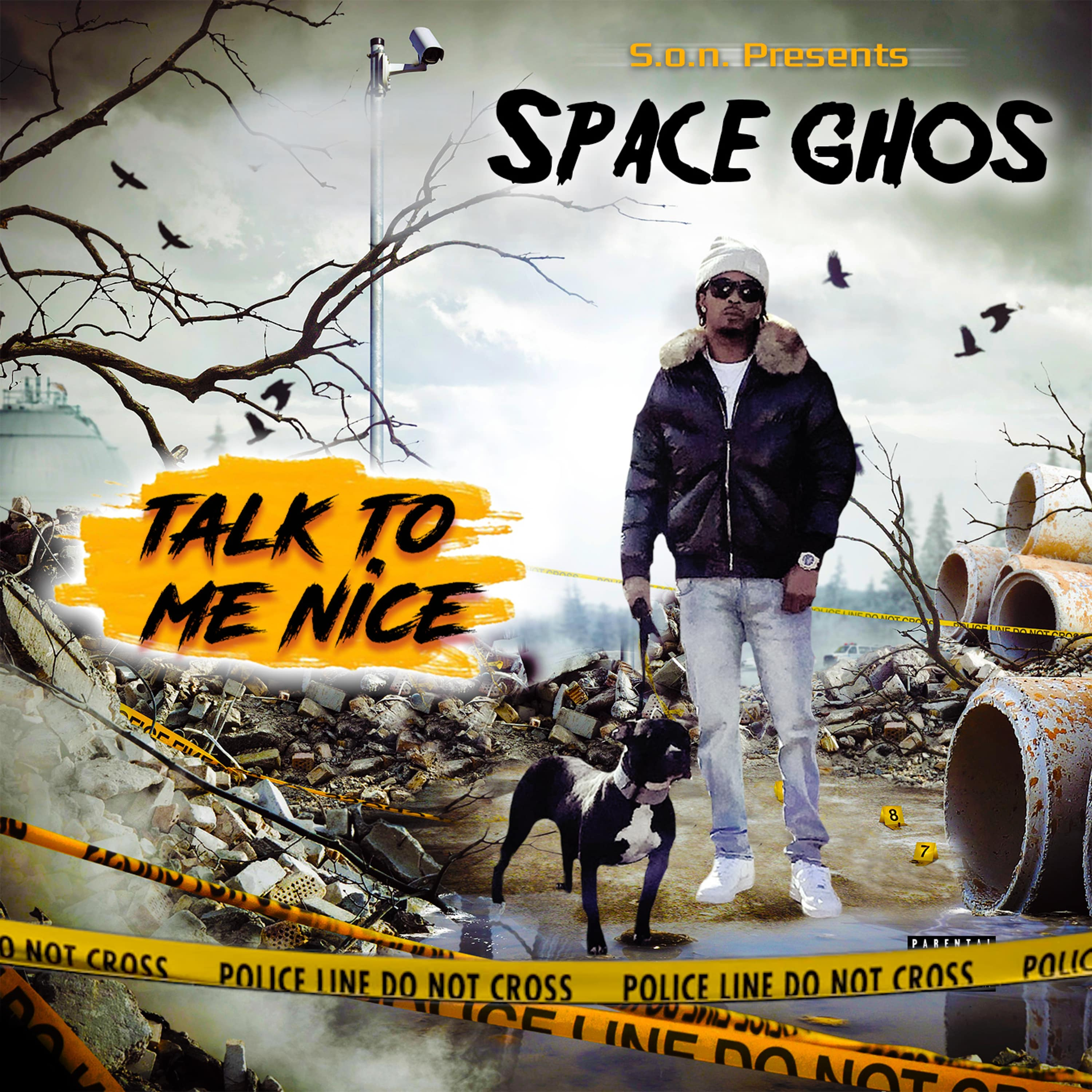 Space Ghos - Talk To Me Nice