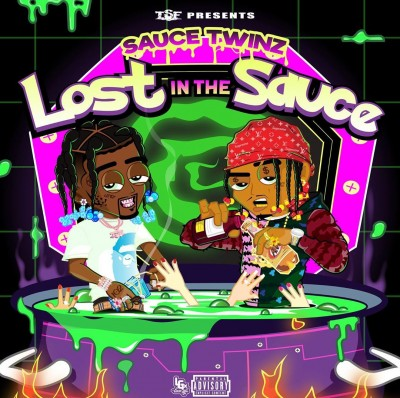 Sauce Twinz - Lost In The Sauce