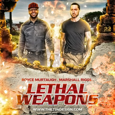 Eminem_Royce Da 59 - Lethal Weapons