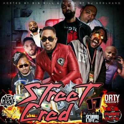 Street Cred Vol.17