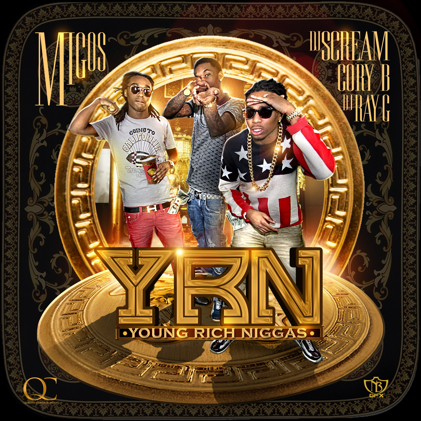 Migos Young Rich Niggas