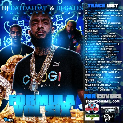 DJ Gates Presents Formula Vol.6