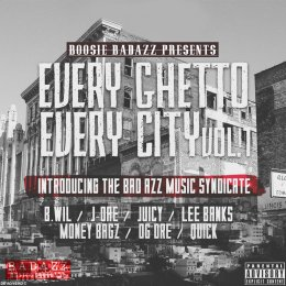 Lil Boosie - Every Ghetto Every City
