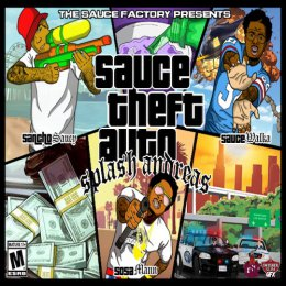 The Sauce Factory