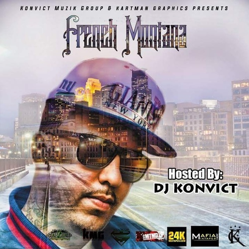 DJ Konvict - French Montana Mixtape