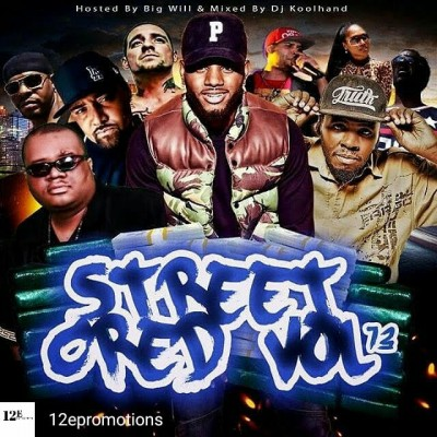 Street Cred Vol.13