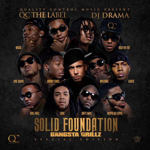 QC The Label Solid Foundation